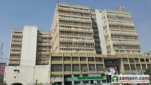 Rimpa Plaza 1200 Sq Ft Office For Sale MA Jinnah Road Next To Gul Plaza