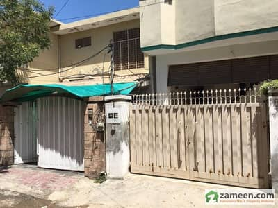 11 Marla Double Storey House Available at a Peaceful location in the centre of the city
