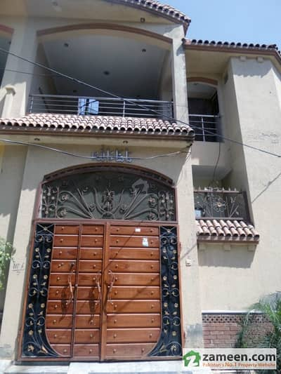Corner House For Sale In Adan Garden Harbanspura