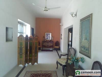 20 Marla Used House For Sale Near To Main Road Cantt Amjad Chaudhry Road