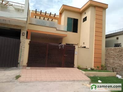 5 Marla Brand New Double Storey House For Sale In Gated Colony