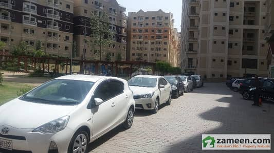 One Bed Room Flat For Sale Defence Residency DHA Phase 2