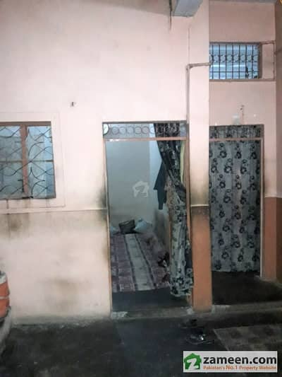 Double story house in reasonable price at Korangi.