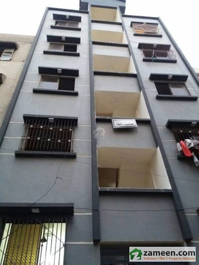 New Flat For Sale In Liaquatabad No 5 Near Sindhi Hotel