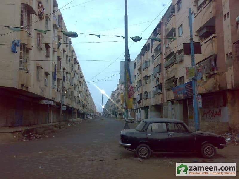 Flat Is Available For Sale North Karachi Karachi
