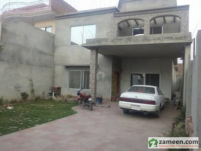15 Marla Brand New House For Sale ameen town new airport road