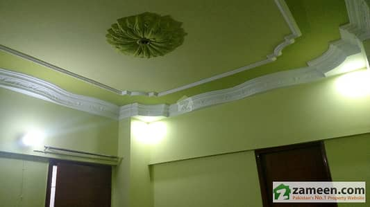 Furnished Flat At Raza Residency Malir For Sale