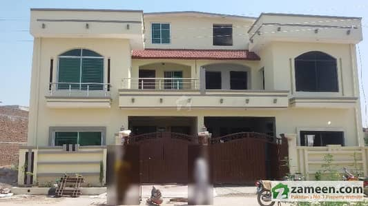 Brand New 5 Marla House Is Available For Sale In Defence Road