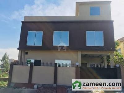 5 Marla Brand New House For Sale In Gulraiz Phase 2