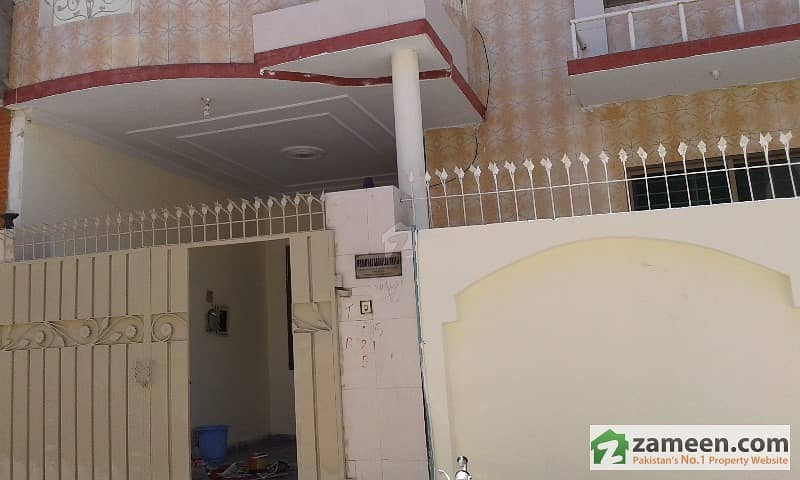 Double Storey House For Rent At Satellite Town C Block