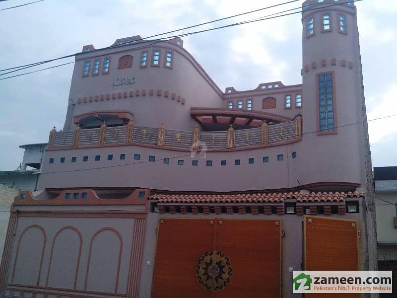 Seven Marlas Beautiful Solid Constructed Villa House