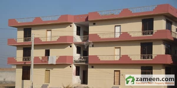 2 Bedrooms Flat With Huge Parking - Qutbal Town