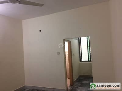Lower Portion For Rent In Peoples Colony No 1