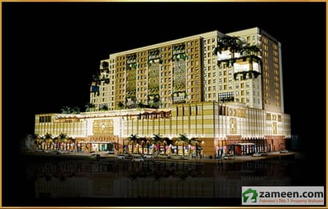 Goldcrest Mall & Residency