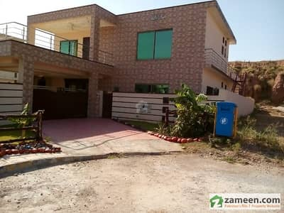 Bahria Town Phase 8 Sector C  10 Marla Double Storey Single Unit House With 3 Bed Outstanding Quality And Outstanding Location