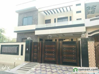 New Fresh House For Sale In A2 Block Wapda Town Gujranwala Wapda