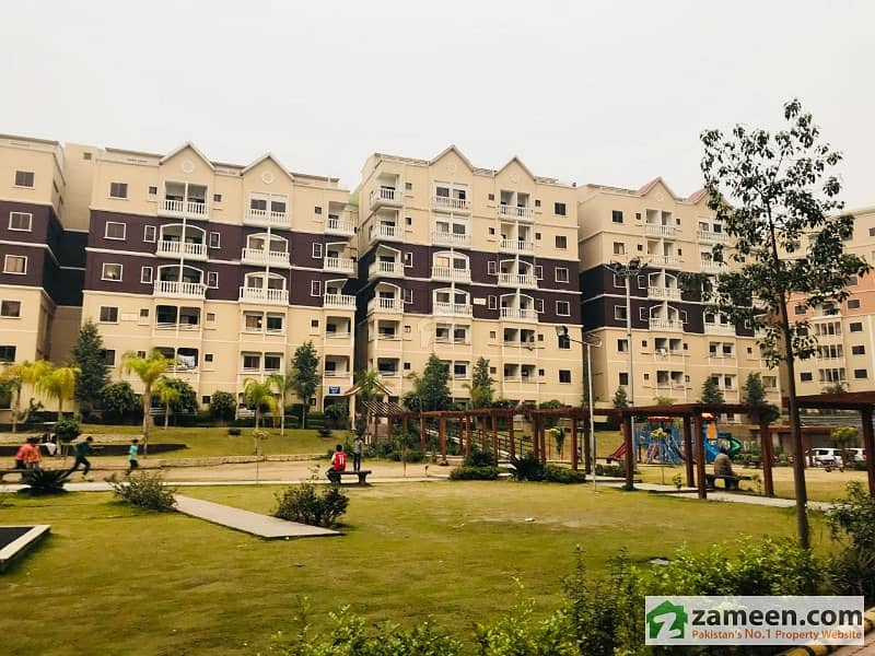Defence Residency Gt Road Corner Flat Available For Sale Near Giga Mall Wtc Dha Phase 2 Isb