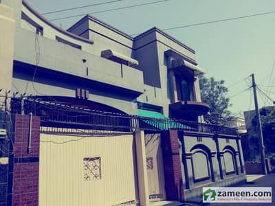 8 Marla Corner Double Storey House For Sale