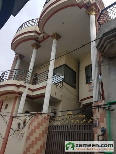 5 Marla Beautiful Double Storey House Is Available In Fateh Garh