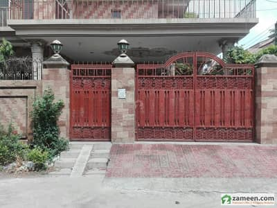 23 Marla House Is Available For Rent in Aamir Town