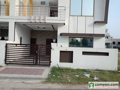 Double Storey Duplex House Is Available For Sale In B Block