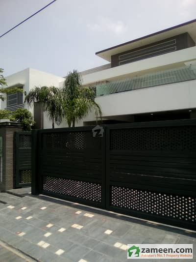 32 Marla House Is Available For Sale In Eme Society Block C Lahore