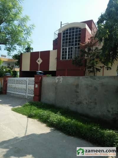 One Kanal House On 80 Ft Road For Rent Best Residential Or Office Use