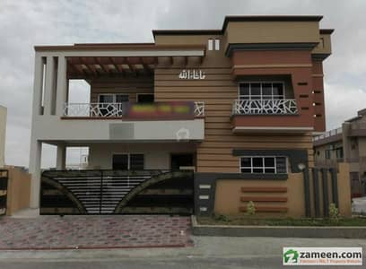 Double Storey corner House Available For Sale