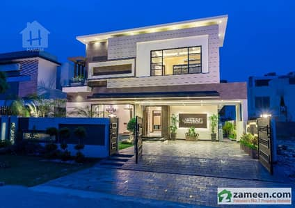 1 Kanal Brand New Italian Bungalow Near DHA Office