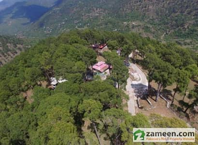 10 Marla Plot In Green Mountains Of Murree Hills