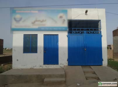 Single Storey Beautiful House For Sale at Haider Town, Okara
