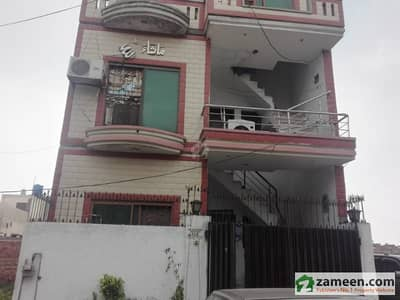 4 Marla Double Storey House In Military Accounts Housing Society Lahore