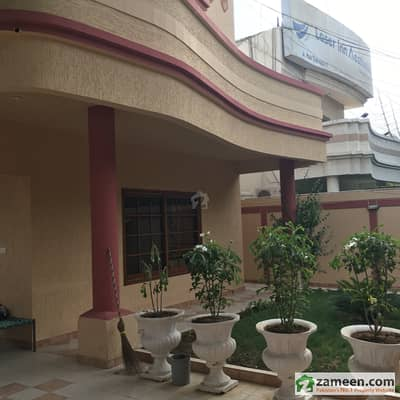 534 Yards Bungalow Is Available For Sale