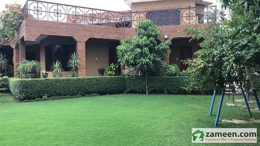 2 Kanal House At Prime Location Of Hayatabad