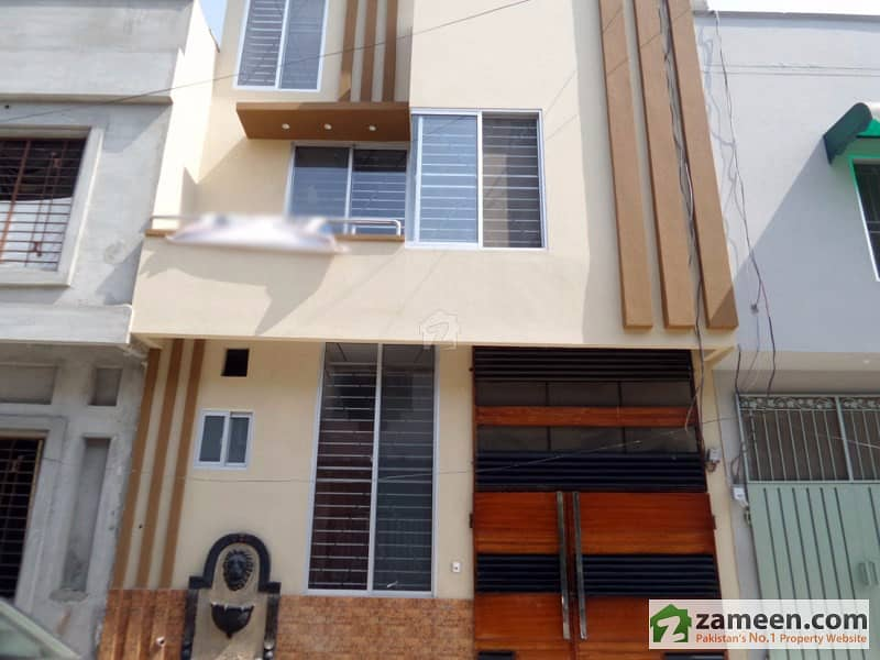 Brand New 3 Marla Full Basement Double Storey House For Sale