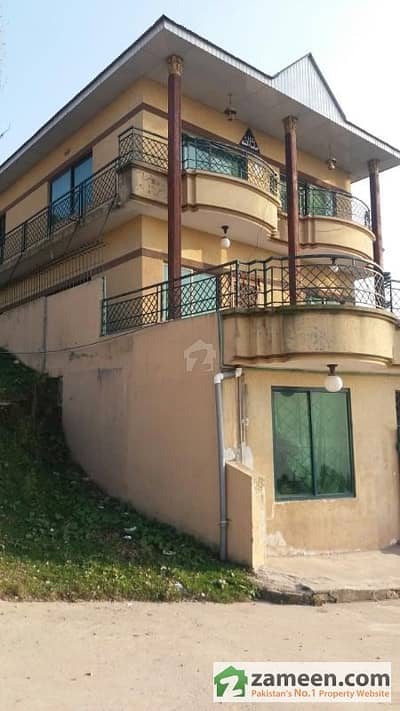 Big House For Sale In Murree Cantonment