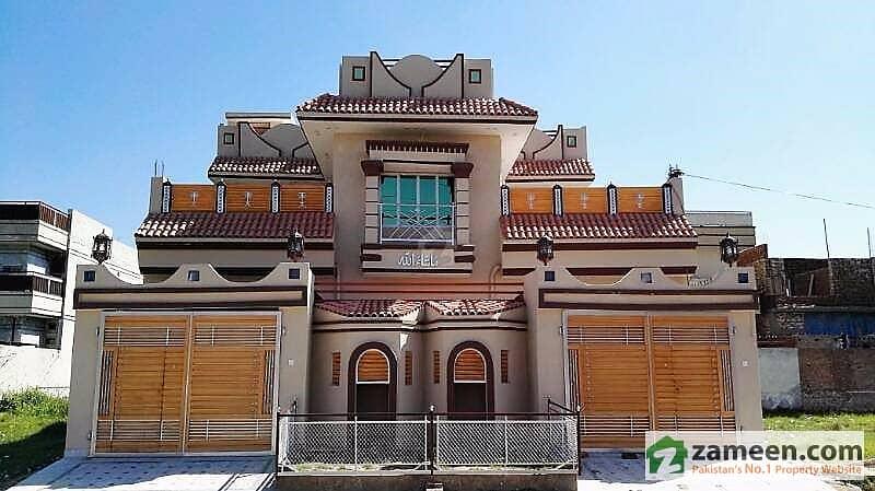 10 Marla New Villa In SMT Sector R