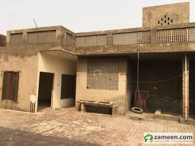 Upper Portion With Roof For Rent - Separate Available
