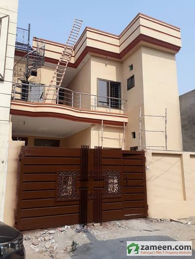 Brand New 6 Marla House Is Available For Sale In Sialkot