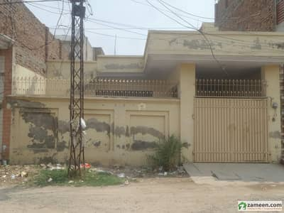3 Bedroom 6 Marla House For Rent