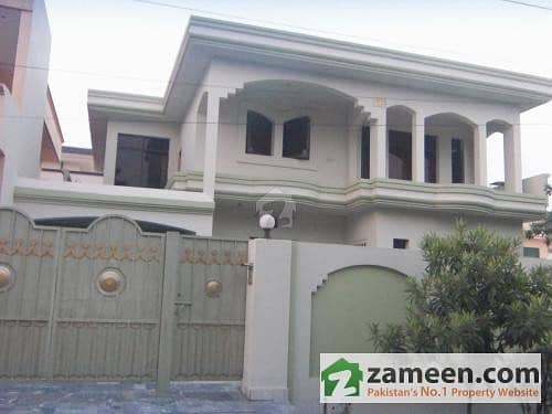 House For Sale In Wapda Town Gujranwala Wapda Town, Gujranwala