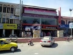 Good Location Shop For Rent Near To Allied Bank Blue Area
