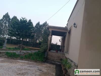 21 Kanal Farms House Available For Rent