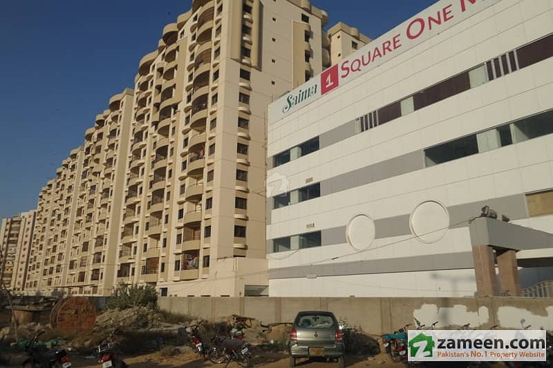 Brand New Saima Square 1 Apartment For