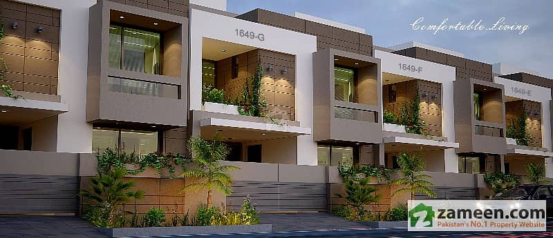 Double Story Villas Available For Sale In Faisal Town Islamabad