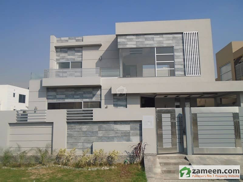 One Kanal Adorable House Design By Mazhar Munir For Sale In