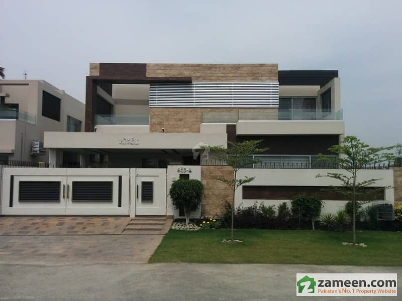 1 Kanal Brand New House Design By Galleria For Sale Dha