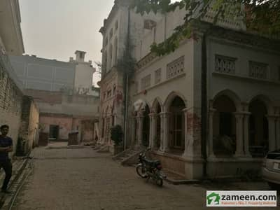 3 Kanal Commercial Front+ Home for Sale Sialkot City At Paris Road