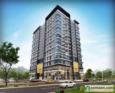 F-8 Elysium Tower Blue Area - We Offer 1 Bed Luxury Apartments For Sale - Booking Start Now