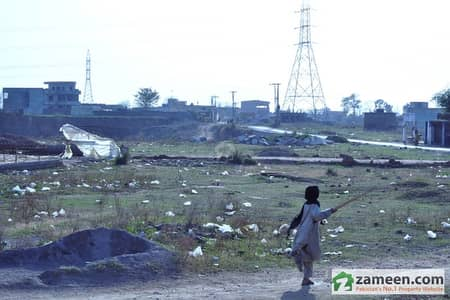 28 Kanal Commercial Land Attach With Kohistan Enclave Wah